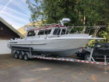 2016 Kingfisher 3025 Excursion