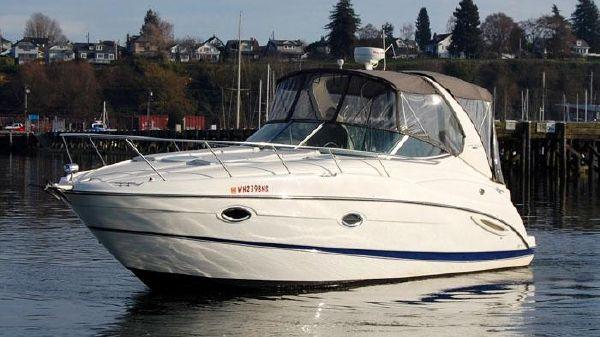 Maxum 3100 SE Exterior Profile - Forward Port Quarter