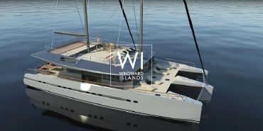 2021 Custom Eco Sailing Trimaran 86