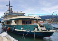 1967 Custom Dunston Shipyard Ariete Primo