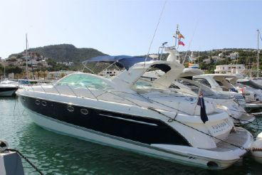 2003 Fairline Targa 52