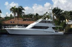 1999 Hatteras Enclosed Flybridge