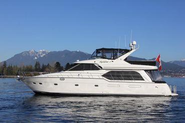 1999 Bayliner 5788 Pilot House Motoryacht