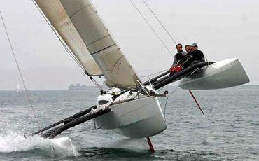 2007 Custom Seacart 30