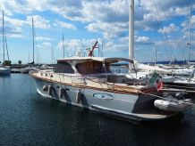 2008 Abati Yachts Portland 55