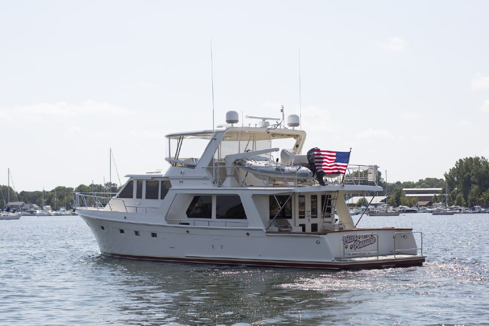 2007 Offshore Yachts 62 Pilot House