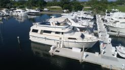 1985 Hatteras 58 Motor Yacht