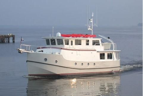 2004 Great Harbour GH47