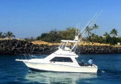 1998 Cabo 35 Flybridge Sportfisher