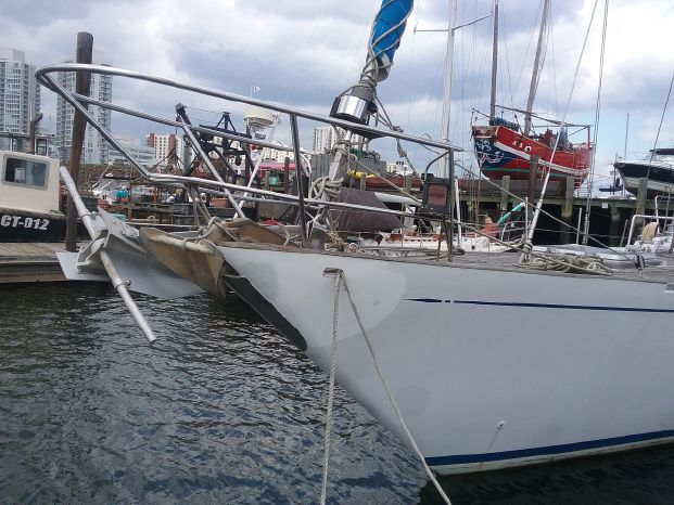 1979 Chantier Naval de Biot Brokerage Purchase