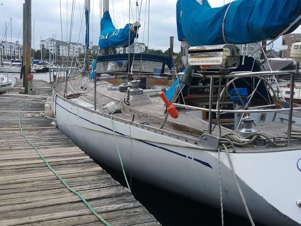 1979 Chantier Naval de Biot Brokerage New England