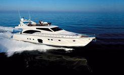 2012 Ferretti Yachts 700