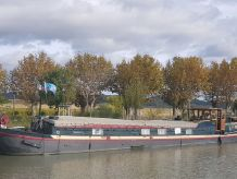 1923 Aak Dutch Barge HAGENAAR