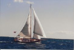 1992 Bristol Channel Cutter 28
