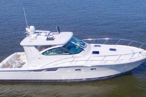 2007 Tiara 4200 Open - Knot Working