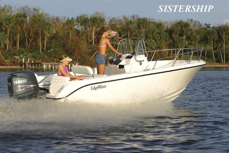 2012 EdgeWater 170CC 17 Boats for Sale - Yachting Solutions