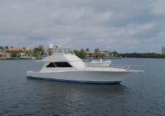 1999 Viking 55 Convertible Painted