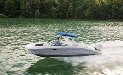 2021 Sea Ray SDX 270 OB