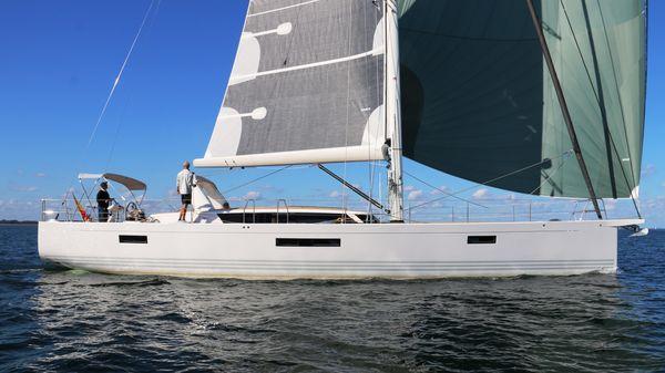 X-Yachts X6-02 Profile