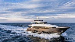 2015 Ferretti Yachts Navetta 28 Custom Line