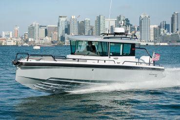 2021 Axopar 28 Cabin - Boat Share