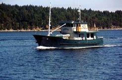 1998 Custom North Sea Expedition Trawler