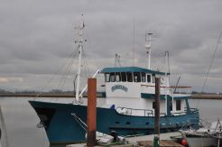 1998 Custom North Sea Expedition Trawler