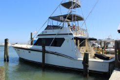 1987 Hatteras Convertible Mann Power
