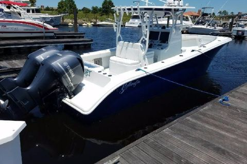 2016 Yellowfin 32 Center Console