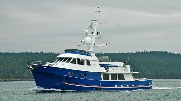 Delta Marine Long Range Motoryacht
