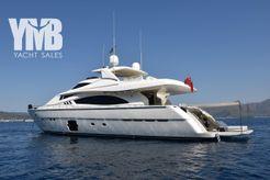 2008 Ferretti Yachts 881 RPH