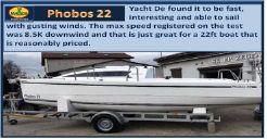 2020 Dalpol Yacht Phobos 22