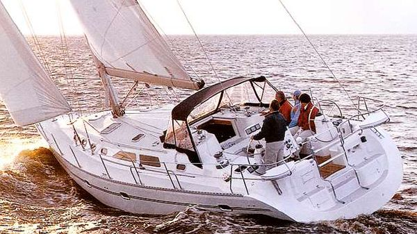 Catalina 470 Manufacturer Provided Image