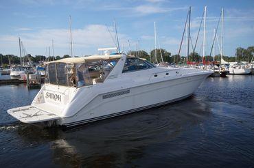 1993 Sea Ray 50 SUNDANCER