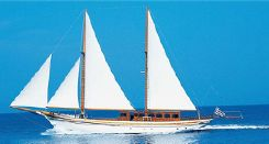 1993 Custom Greek Schooner Unknown