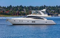 2006 Viking Sport Cruiser Princess Flybridge 67