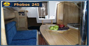 2020 Dalpol Yacht Phobos 24.5