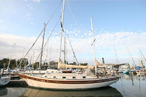1983 Bayfield Cutter Ketch - Bayfield 40 ketch