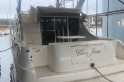 1999 Sea Ray 450 Sedan Bridge