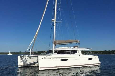 2014 Fountaine Pajot Helia 44 - 2014 Fountaine Pajot Helia 44