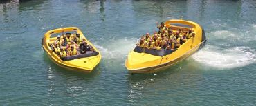 2005 Custom 3D Marine Jet Boat