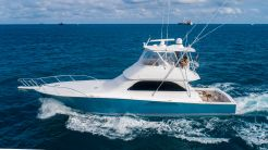 2005 Viking 52 Convertible SF w/Seakeeper