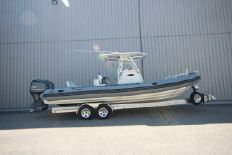 Zodiac Custom Pro 850 Optimum Twin 250hp On Order