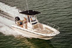 2021 Boston Whaler 240 Dauntless