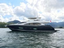 2009 Sunseeker Manhattan 88