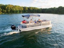 2020 Sun Tracker PARTY BARGE® 24 DLX