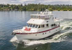 2009 Outer Reef 650 Motor Yacht