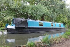 2003 Dragon 50' Cruiser Stern Narrowboat