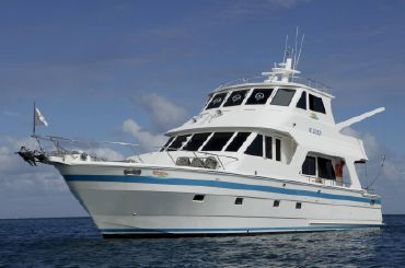 2007 President Pilothouse 63