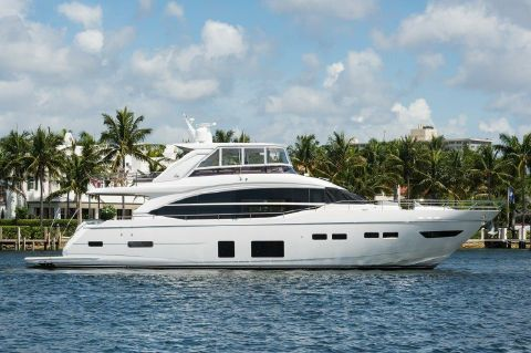 2017 Princess 75 Motor Yacht - 2017 75 Princess